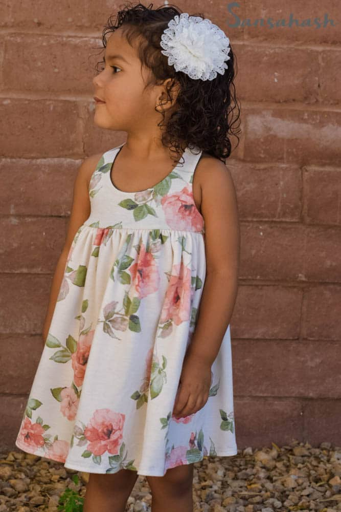Lilah Top & dress by Sansahash Testers Round up