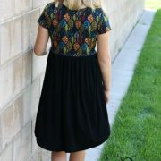 Love the high-low hem of this dress!! Must have by Sansahash