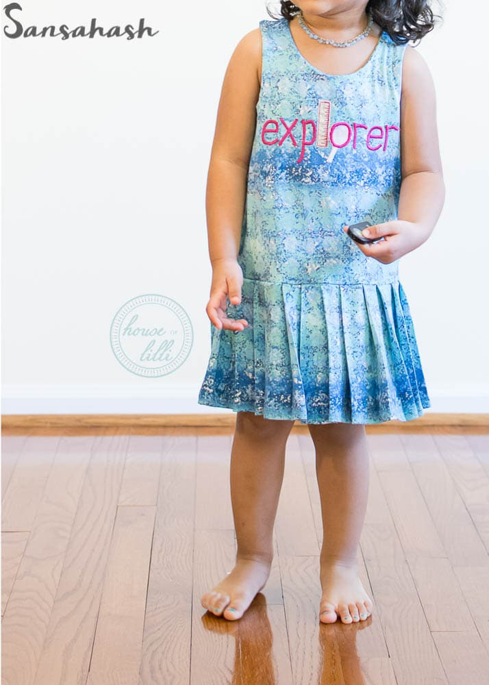 "Gorgeous 60""s vintage inspired Mila Dress by Sansahash! Must have pdf pattern"