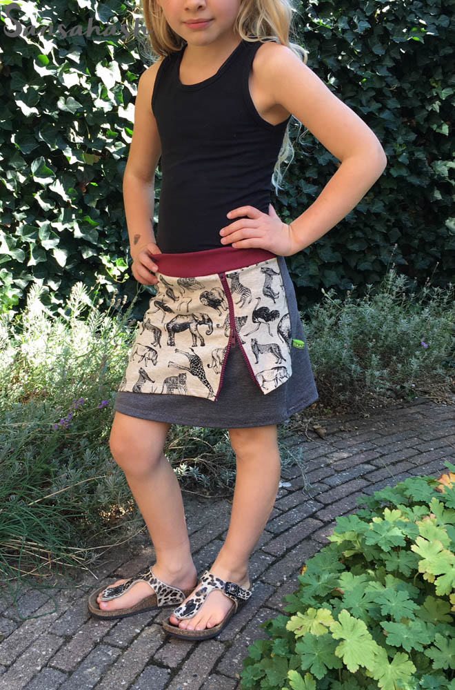 Must have Fall Skirt by Sansahash